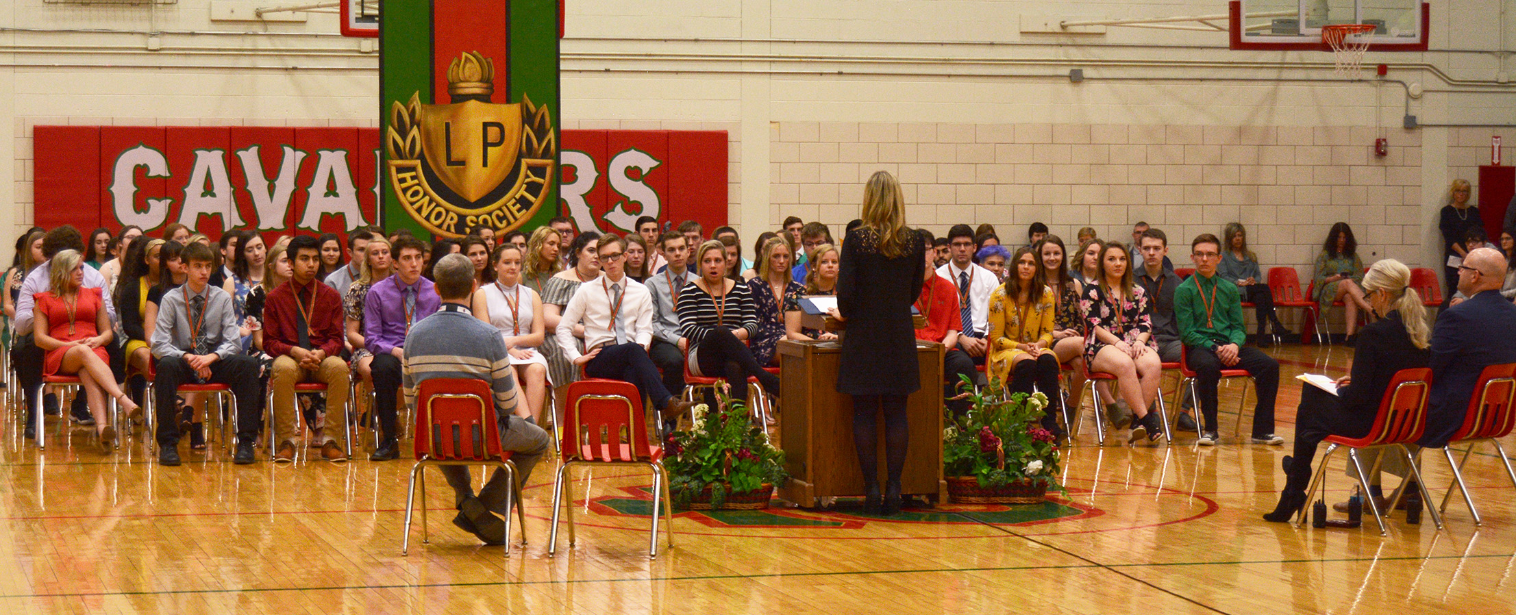 LPHS Honor Society 2018