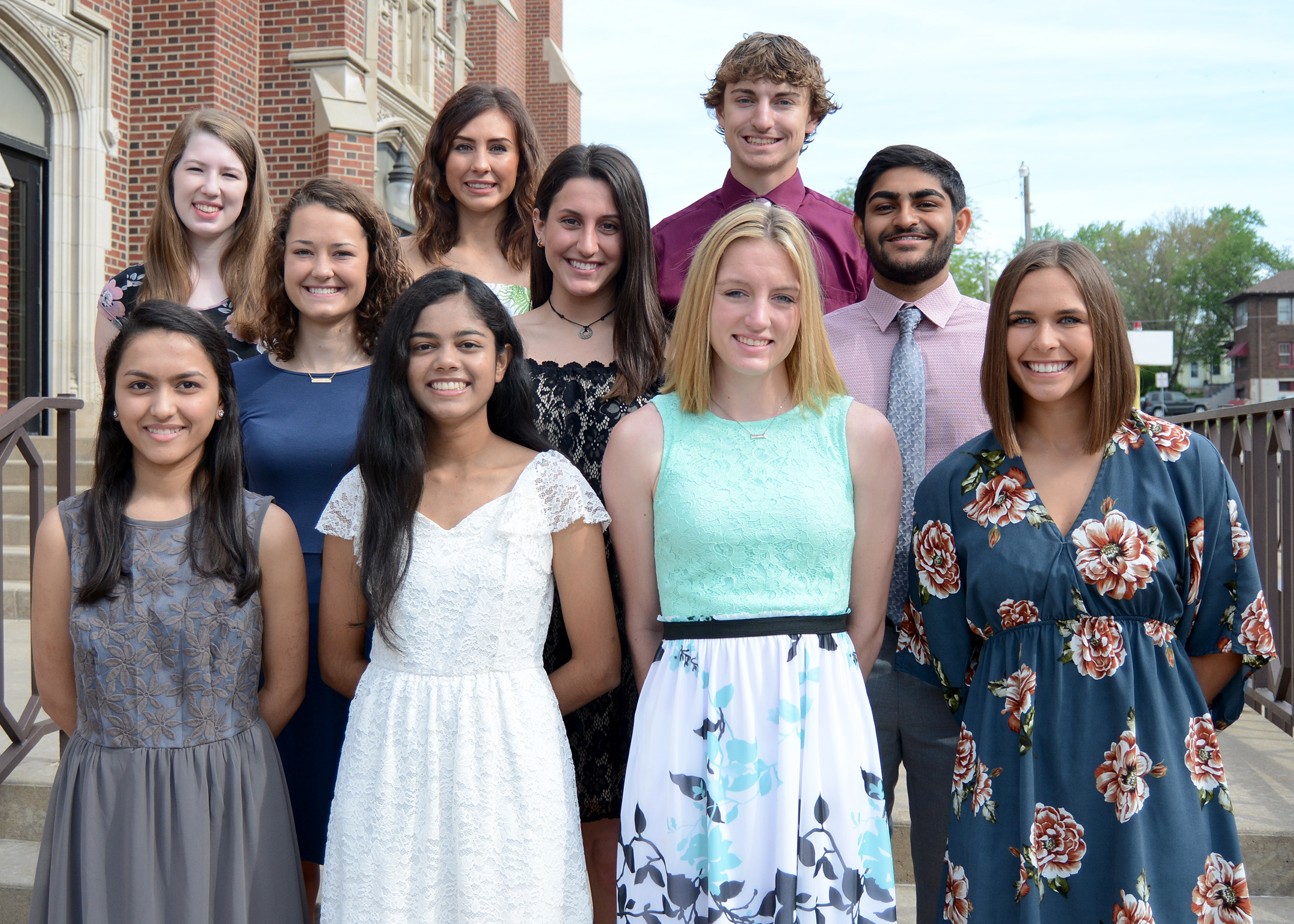 LPHS Top 10 of Class of 2018