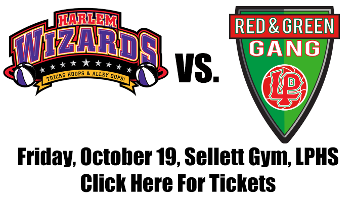 Harlem Wizards Game Logo & Ticket Link