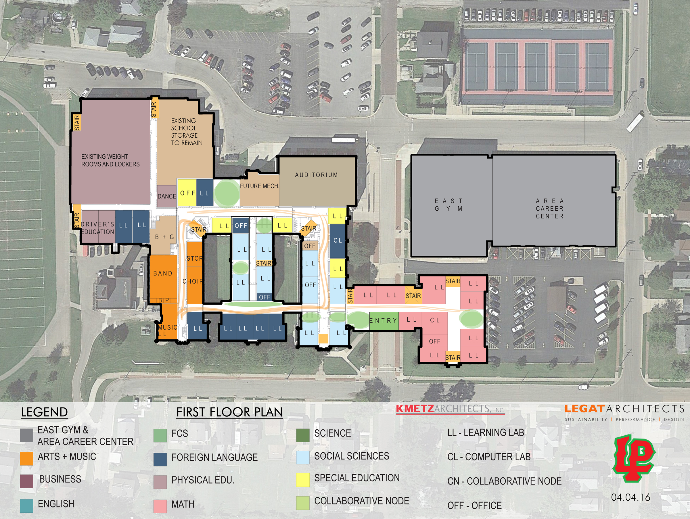 Facility Master Plan Lphs Campus Planning